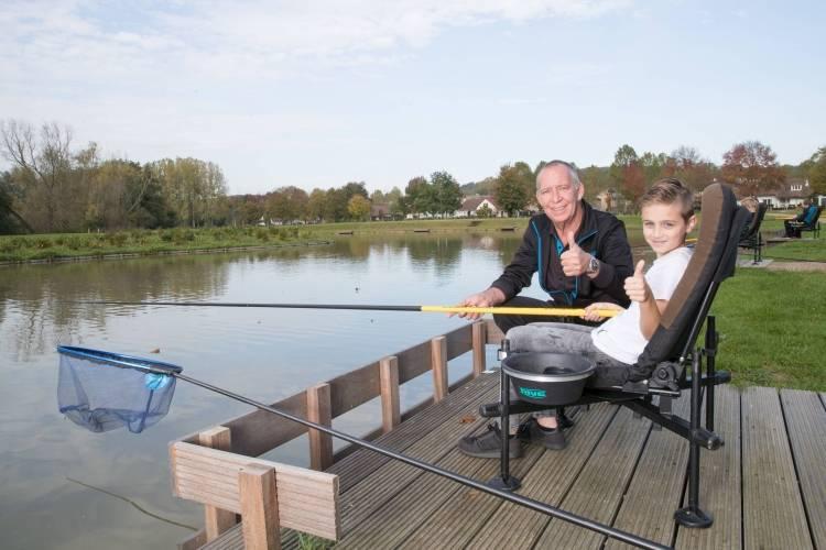 Shimano Fishing Pond